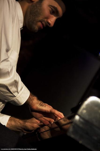 FOTO-Los pianistas del JAMBOREE-DAVID VIRELLES
