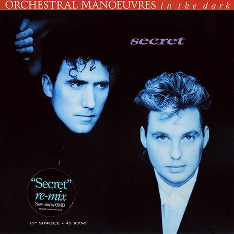 ORCHESTRAL MANOEUVRES IN THE DARK ( OMD ) - SECRET (12