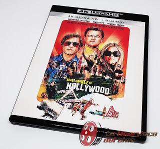 Erase una vez en Hollywood, Análisis de la edición UHD
