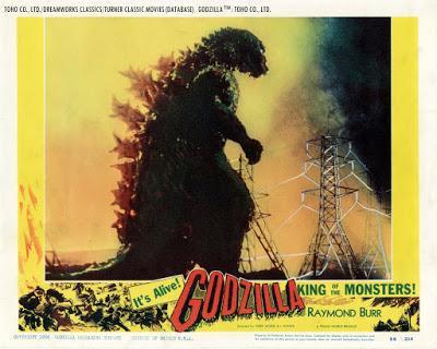 GODZILLA, REY DE LOS MONSTRUOS (Godzilla, King of the Monsters!) (Japón, USA; 1956) Fantástico