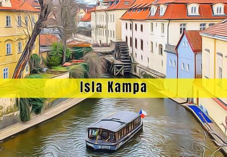 Qué ver en Isla Kampa