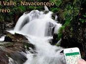 Encuentro Geocachers Valle Jerte febrero Navaconcejo Cabezuela Valle)