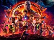 Vengadores: Infinity Estreno Cine