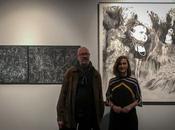 Inaugurada exposición Certamen Dibujo Gregorio Prieto, Centro Casa Vacas Madrid