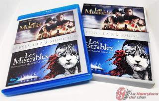 Pack Los miserables, Combo Película y Musical
