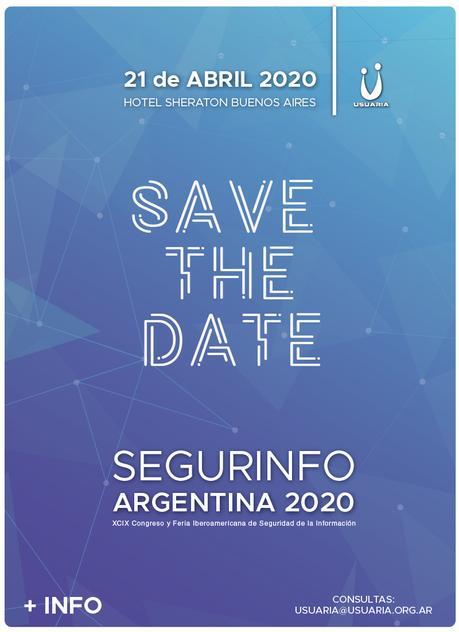 SEGURINFO ARGENTINA 2020