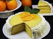 Tarta naranja Thermomix