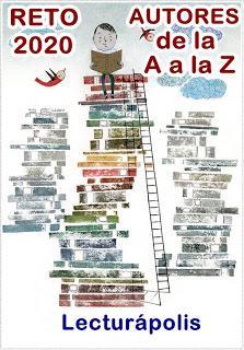 Reto Autores de la A a la Z Edición 2020