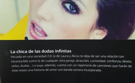 """Hojeamos """"La chica de las dudas infinitas"""""""