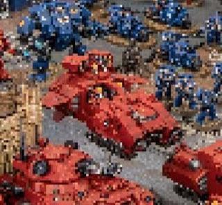 Motos Primaris Fists Imperium: