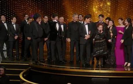 Todos los premiados en los Oscars 2020: Bong Joon Ho da la campanada con PARÁSITOS