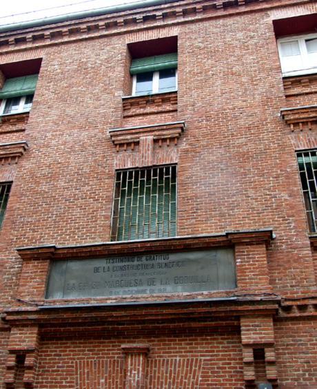 """""""La Constructora Benéfica"""" en Madrid"""