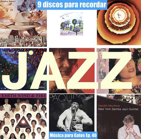 Música para Gatos - Ep. 40 - 8 discos de jazz.Esta semana...
