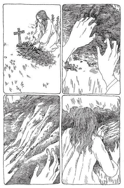 DEVASTACIÓN (Julia Gfrörer - Alpha Cómic)
