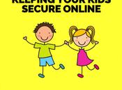 Guía práctica para mantener nuestros hijos seguros Internet