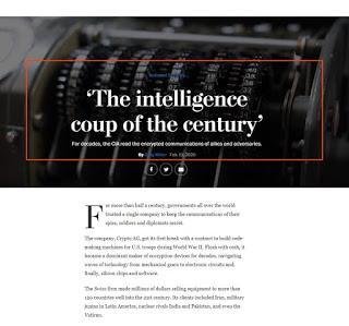 La CIA y Alemania espiaron por décadas comunicaciones de aliados y  adversarios