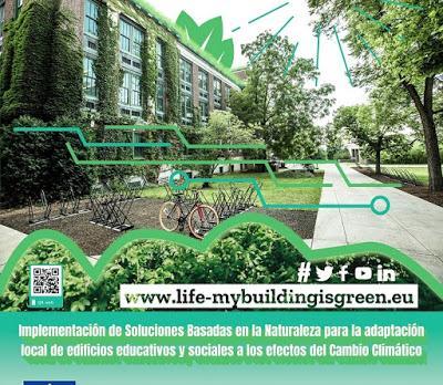 Proyecto Life-myBuildingIsGreen, premio nacional de Sostenibilidad de 'El Suplemento'