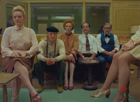"""Trailer de """"The French Dispatch"""" de Wes Anderson"""
