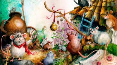 Ripios baratos sobre los ratones que dejaron sin cascabel al gato