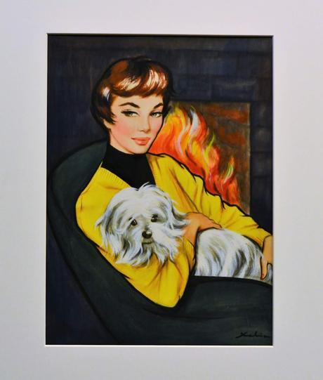 Dibujantas, exposición en el Etnográfico de Castilla y León, pioneras de la ilustración