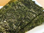 Alga nori, alga sushi