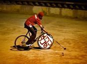 Bikepolo, polo caballo acero