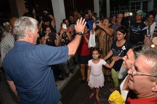 Díaz-Canel: Cuba no cederá ante amenazas, presiones y sanciones