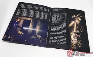The relic, Análisis de la edición Bluray