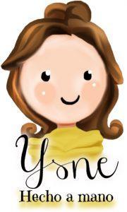 logo Ysne por su cumpleblog de icalle ilustración