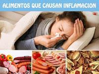 Efectos de los alimentos y el estilo de vida en la inflamación Intestinal