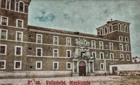 El antiguo Manicomio Provincial de Valladolid