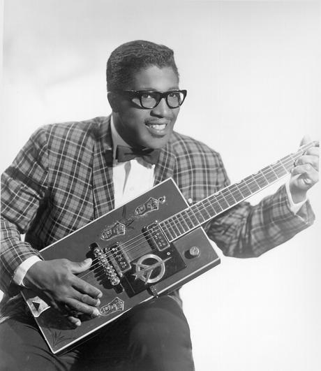 """Bo Diddley / Ronnie Hawkins & The Hawks / Quicksilver Messenger Service. """"Who Do You Love?"""""""