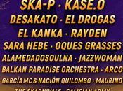 SonRías Baixas 2020 tendrá Ska-P, Kanka, Rayden, Arco, JazzWoman, Alamedadosoulna, Oques Grasses...