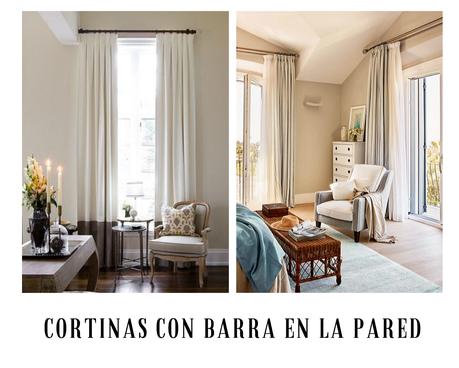 CLAVES PARA ELEGIR UNA BARRA DE CORTINAS