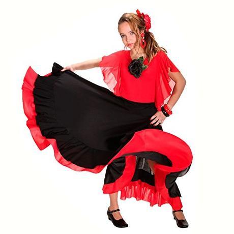 Falda Flamenca Nina Decathlon