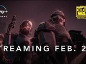 DISNEY PLUS Star Wars: Clone Wars febrero DIARIO