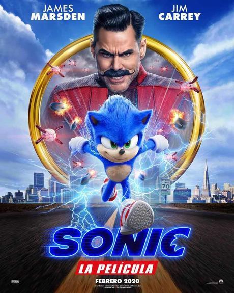 Crítica: Sonic de Jeff Fowler