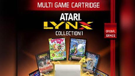 La consola portátil Evercade presenta su nuevo cartucho con juegos de Lynx