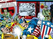 Capitán América comics Facsímil-El héroe Marvel enfrentó nazismo