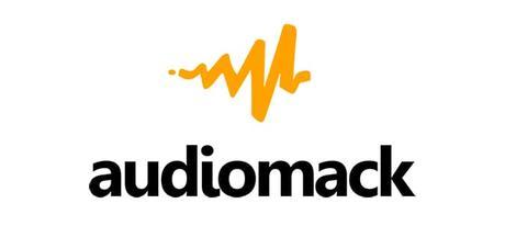 logo de audiomack