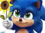 Simpático clip Baby Sonic motivo estreno película
