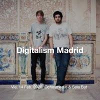 Concierto de Digitalism en Ochoymedio Club