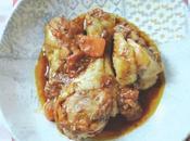 Pollo chilindrón- Cocinas mundo