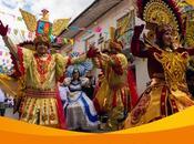 ¡Febrero, carnavales más!