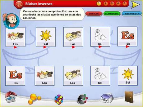 Juegos con los fonemas y los sifones