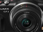 Panasonic Lumix DMC-GF3 presenta oficialmente