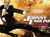 Nuevo póster promocional 'Johnny English: Reborn'