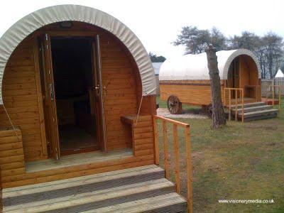 Cabañas pequeñas mini de madera