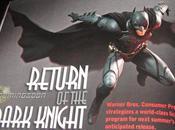 Primer arte promocional Dark Knight Rises