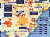 Guía para entender mosaico vinícola español